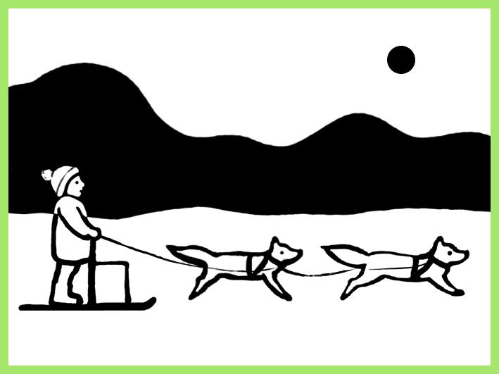 Lumion Huskies